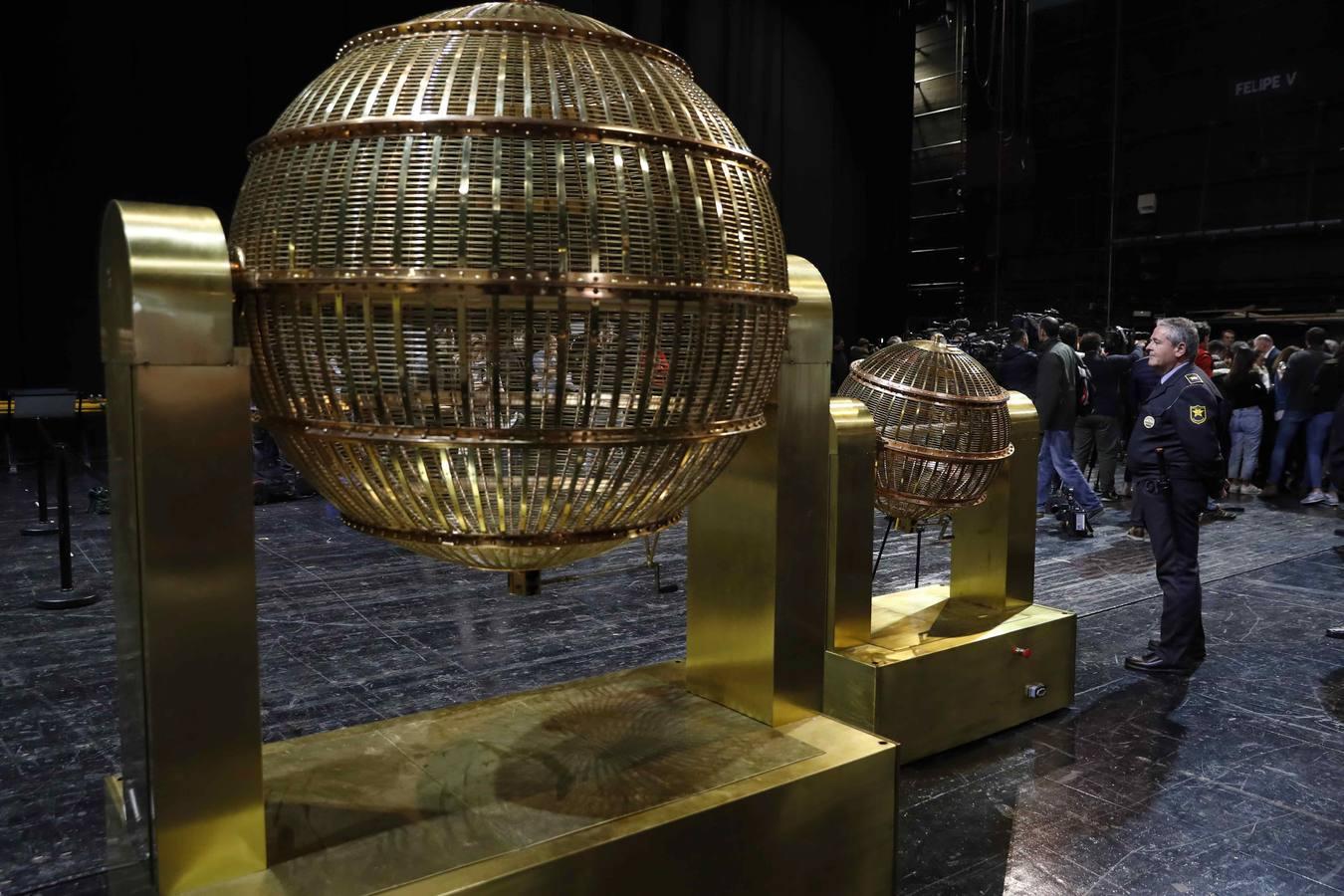 Roban participaciones de lotería del Coro de Ribamontán al Mar