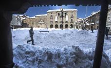 Reinosa, capital de la nieve