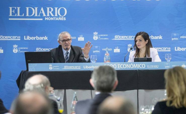 Antón Costas en el Foro Económico