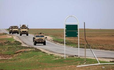 EE UU retirará sus tropas de toda Siria