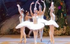 'El Cascanueces' del Kiev Grand Ballet