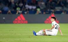 Asensio se perderá la final por una lesión en el recto femoral