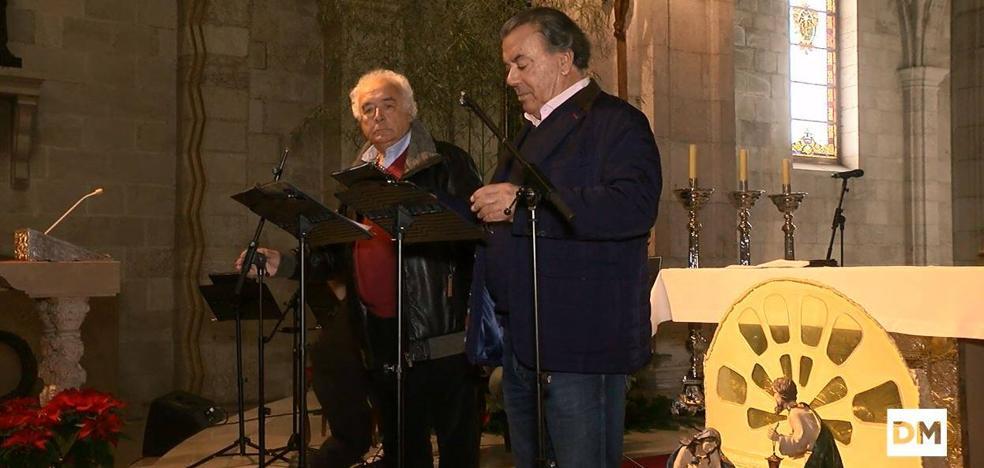 Nos colamos en el ensayo de Los del Río en la Catedral de Santander