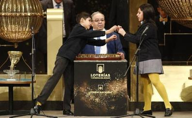 El sorteo de la Lotería, más amarillo que nunca