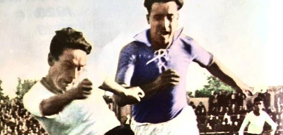 Los primeros partidos contra el Oviedo