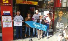 Torrelavega, la estrella de la Lotería en Cantabria con 1,3 millones de euros