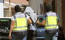 Detenido un peligroso terrorista de Daesh que se ocultaba en Barcelona tras combatir en Siria