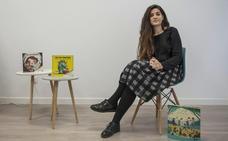 Susanna Isern crea el sello editorial infantil cántabro 'Tierra de MU'