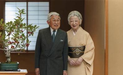 El emperador de Japón se despide enfatizando la paz