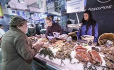 El precio del pescado se duplica en Cantabria para las cenas de Navidad