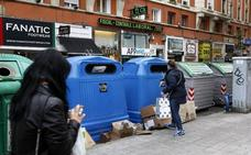La recogida de basura se unificará en islas verdes con todos los contenedores
