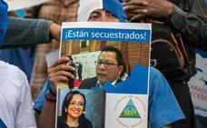 La periodista nicaragüense Lucía Pineda es acusada de «terrorismo»