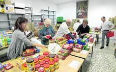 San Vicente se vuelca para vivir las Navidades más Solidarias
