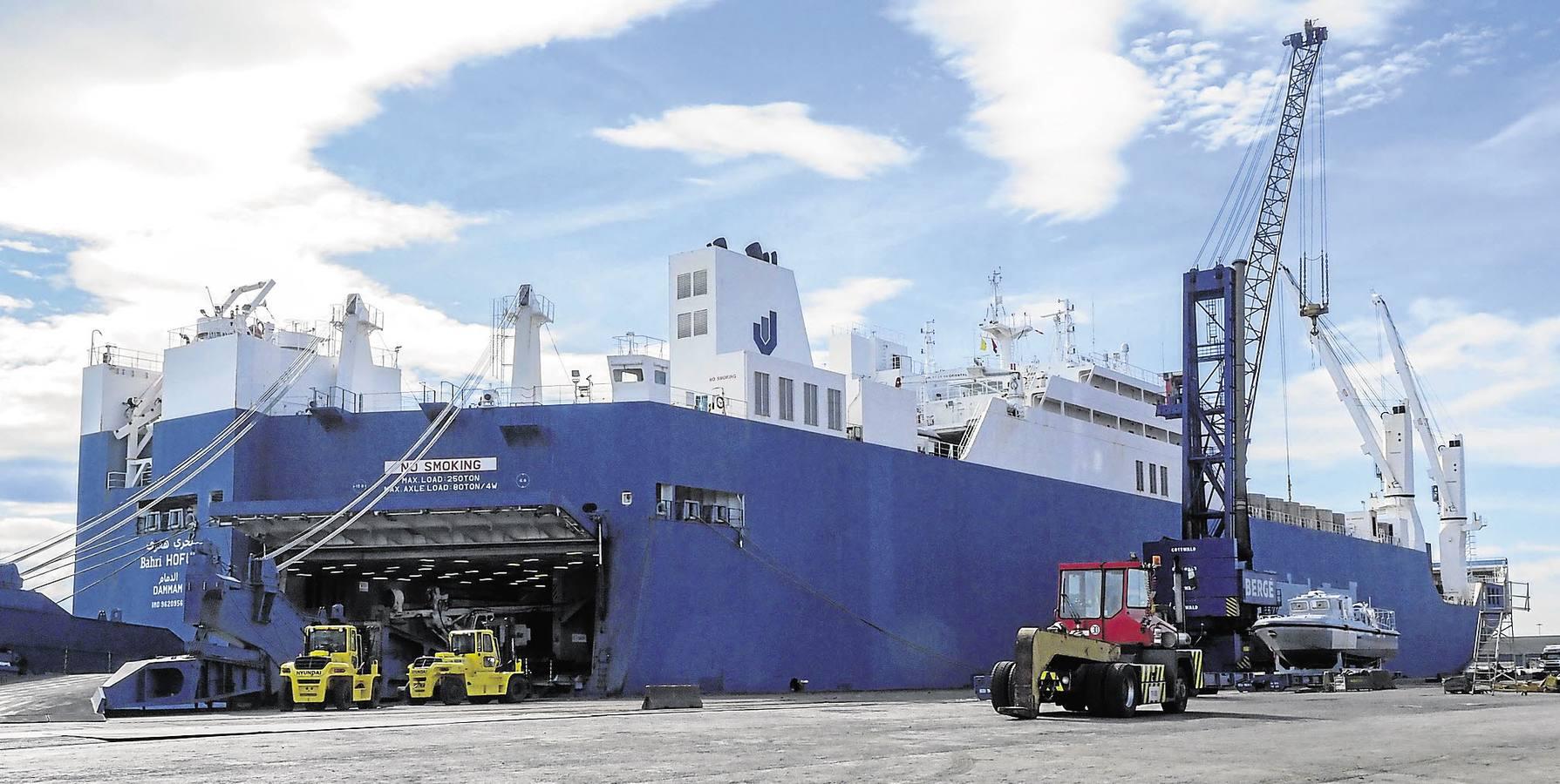 El PRC pide al Estado que se pronuncie sobre el transporte de armas desde el Puerto de Santander
