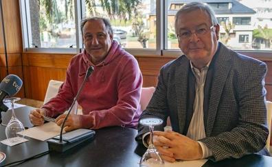 Cacho anuncia en Santander que volverá a calzarse las zapatillas para correr el Maratón de Sevilla