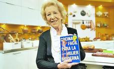 Adiós a Choly Berreteaga, la cocinera gallega que triunfó en la televisión Argentina