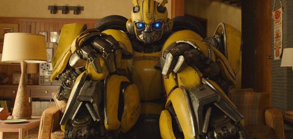 'Bumblebee', el mejor 'Transformer'