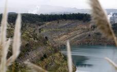 Amica propone crear un parque temático sobre la prehistoria en la vieja mina de Reocín