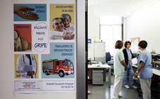 La epidemia de gripe empieza a sacudir a Cantabria y causa la primera muerte