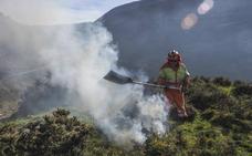 Cantabria se libra de los incendios