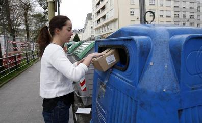 Cantabria bate récord de reciclaje en 2018