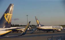 Los tripulantes de cabina de Ryanair vuelven a ir a la huelga en enero