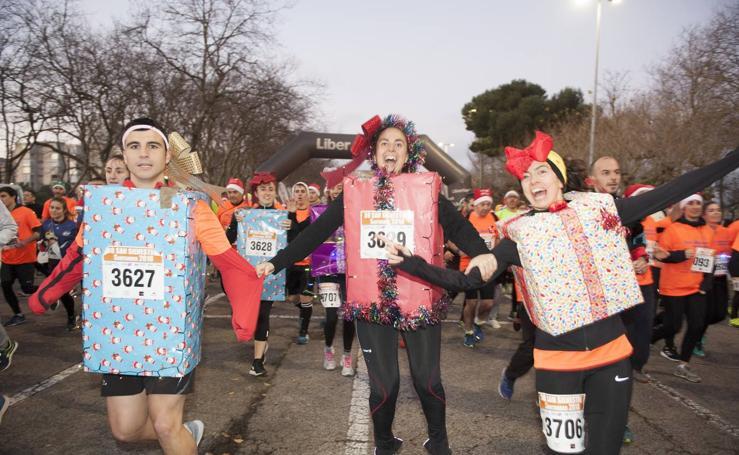 5.208 corredores han tomado la salida en la San Silvestre