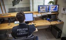 Camargo tendrá hoy y mañana una patrulla de la Guardia Civil para suplir la baja de policías locales