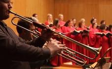 La Camerata Coral de la UC felicita el año con su música