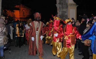 Todo preparado en Siete Villas para recibir a los Reyes Magos