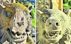 El rey león que dejó de piedra a Puente Viesgo
