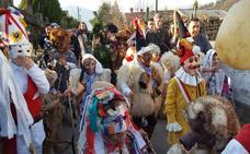 La Vijanera tomará las calles de Silió este fin de semana