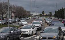 Los Reyes Magos colapsan el tráfico