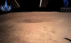 China llega a la Luna para explorar su cara oculta