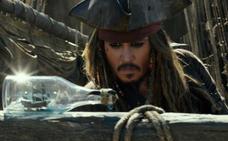Disney prescinde de Johnny Depp para la sexta entrega de 'Piratas del Caribe'