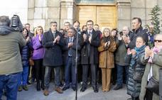Pedro Sánchez: «Mi pésame y solidaridad con la familia»