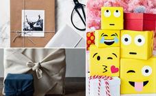 Diez ideas originales para envolver regalos