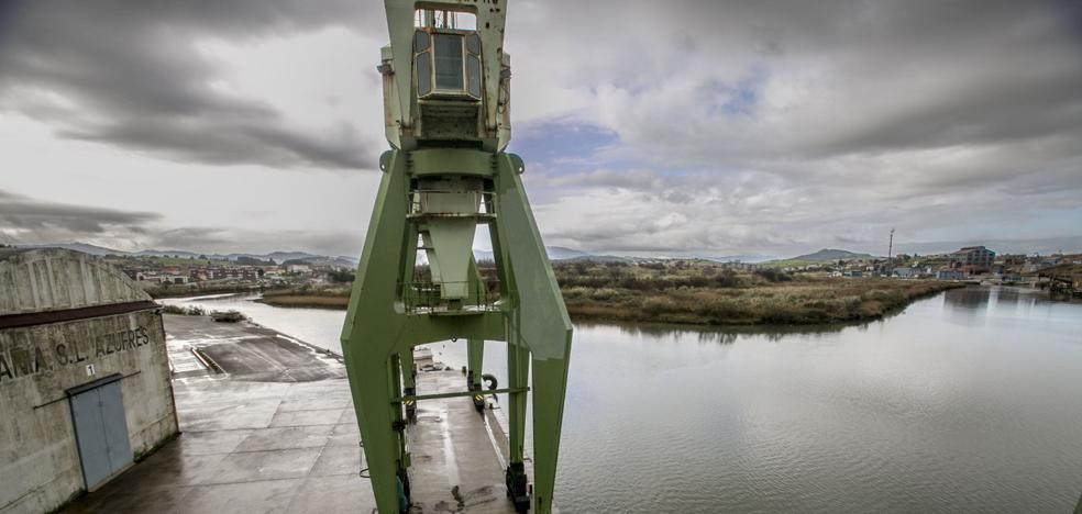 SOS Suances propone proteger la ría e instalar Vuelta Ostrera en Isla Monti