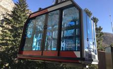 El teleférico de Fuente Dé cerrará más de un mes a partir del próximo lunes