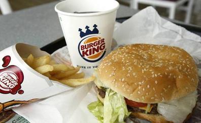 Un hombre en EE UU pide a la Justicia comer gratis de por vida en Burger King