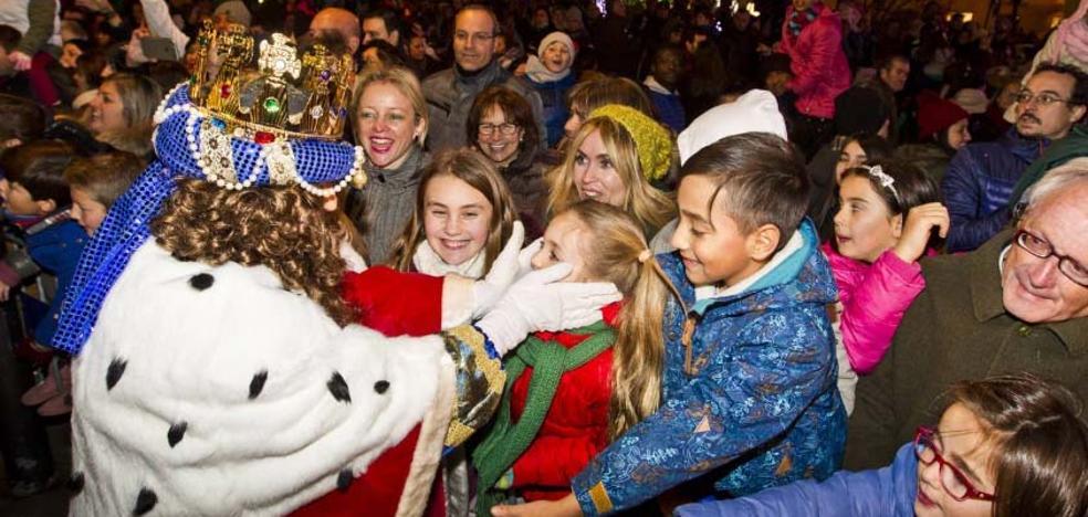 Ya vienen los Reyes Magos a Cantabria