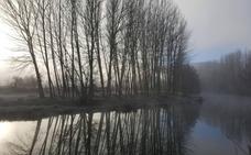 Récord de frío en Cubillo de Ebro
