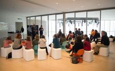 El Centro Botín propone el arte como herramienta para trabajadores sociales