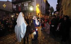 Los Reyes llenan de ilusión las calles de Santander
