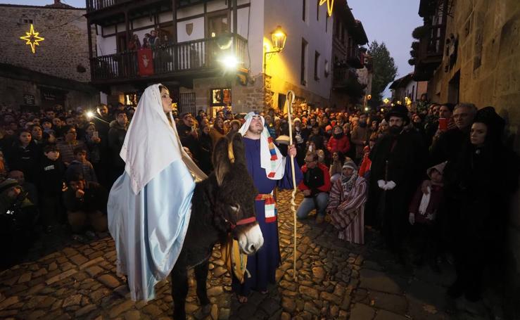 Recorrido por las cabalgatas de Cantabria