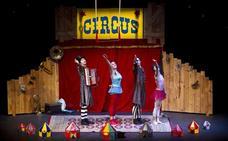 El circo como «refugio» artístico