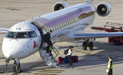 Iberia se hace con los vuelos a Madrid y Santander pierde la conexión con Lisboa