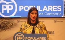 Gema Igual: «Pertenezco al partido y soy respetuosa»