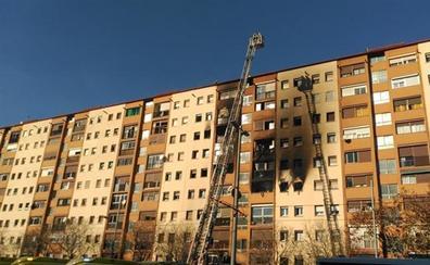 Una sobrecarga eléctrica en un piso ocupado causó la tragedia en Badalona