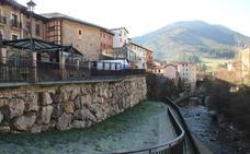 Potes construirá una pasarela peatonal y un mirador sobre el paseo fluvial del Deva